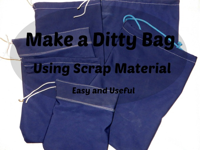 make a ditty bag
