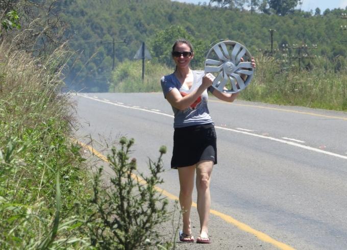 hubcap found