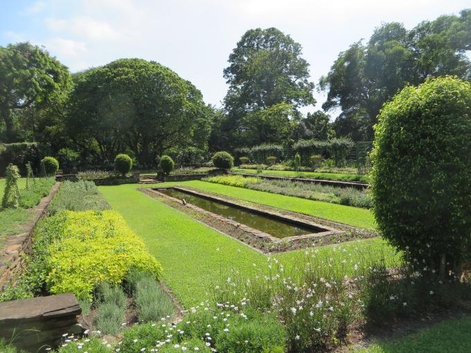 durban botanic garden sunken garden