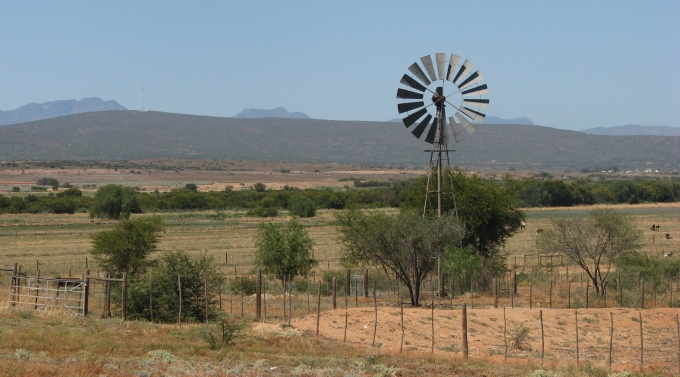 windmill in south africa