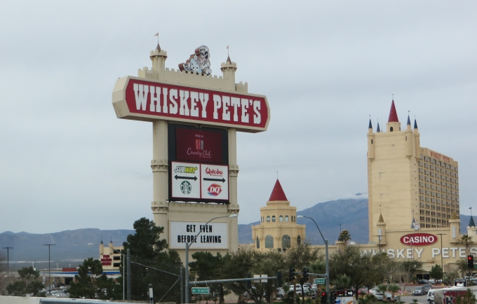whiskey petes in primm nevada