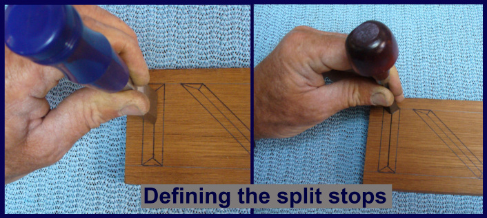 defining the split stop