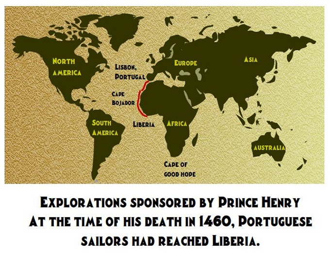 henrys sponsored voyages