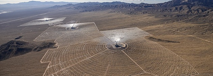 ivanpah solarelectric
