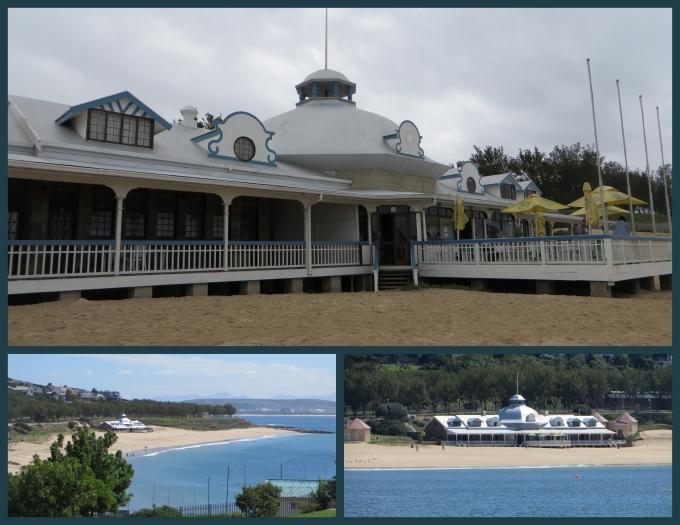 santos beach pavilion mosselbaai