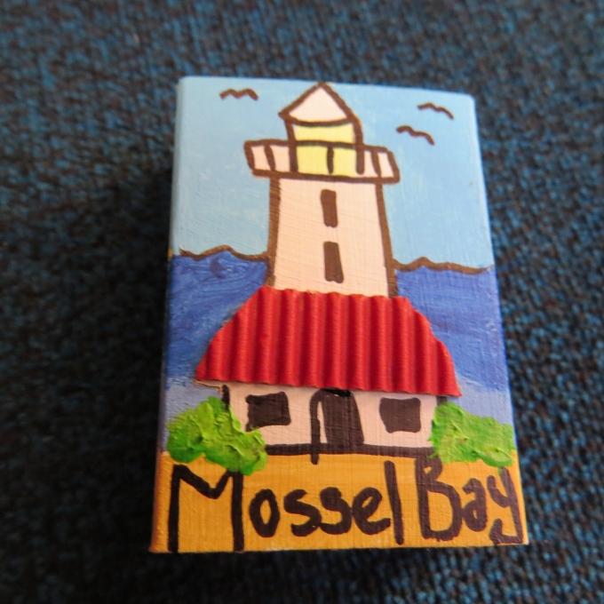 mossel bay matchbox gift