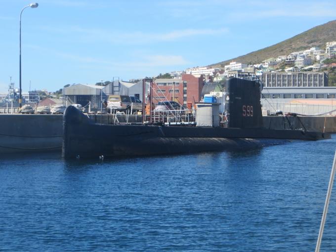 submarine neighbor
