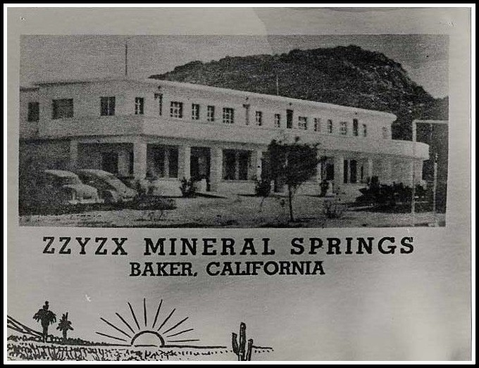 zyzzx mineral springs and resort