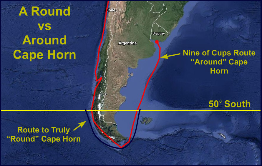 Around Cape Horn