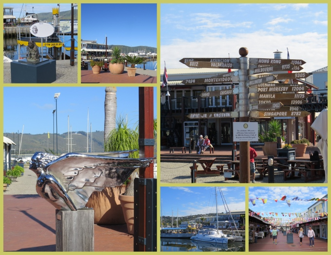 knysna waterfront south africa