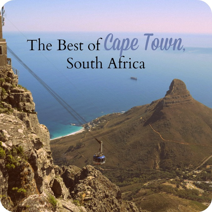best of cape town south africa