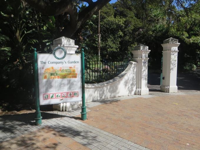 companys garden cape town south africa