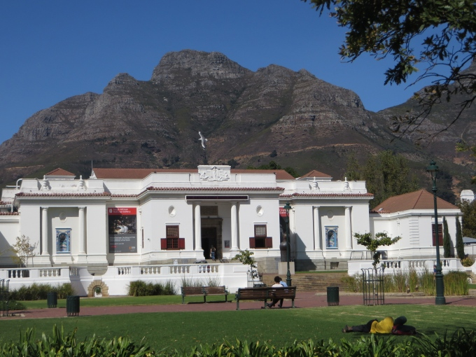 national gallery cape town south africa