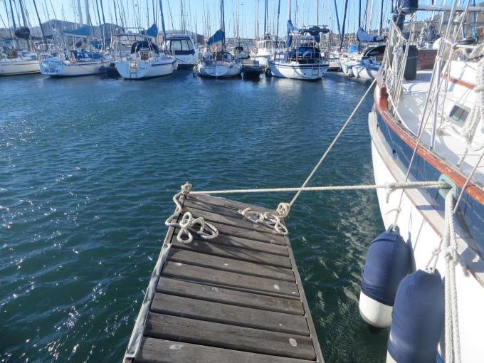 tilting dock in cape town south africa