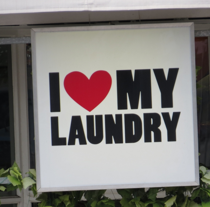 i love my laundry