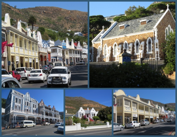 main road shops simons town south africa