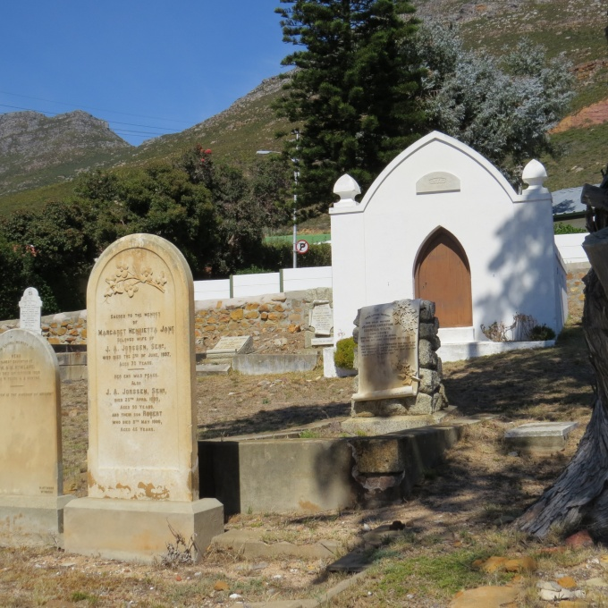 seaforth burial ground simons town south africa