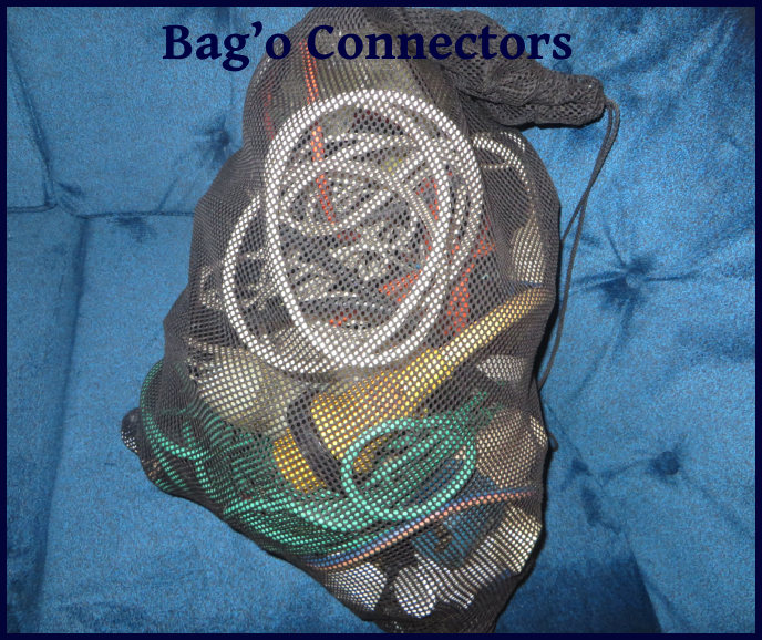 bag of connectors