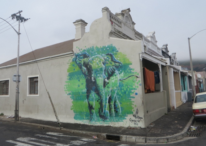 elephant on gympie street