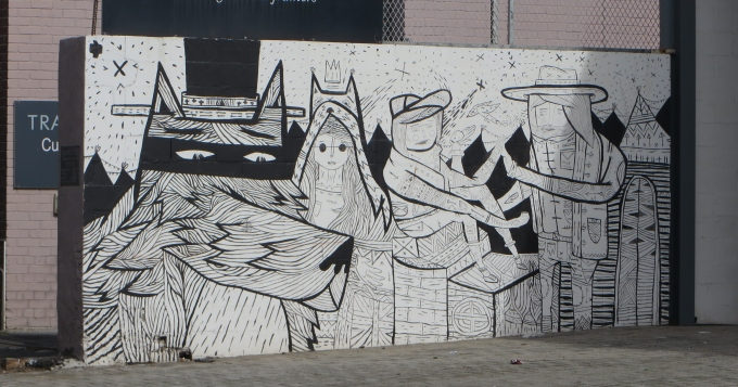 jack fox mural