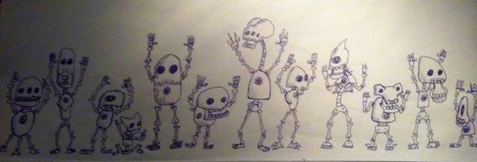 nick's artwork