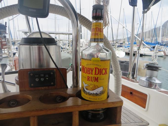 bottle o rum