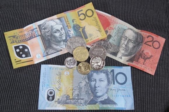 austrialian currency