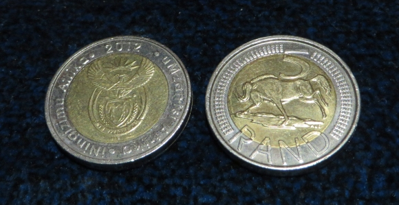 south african currency coins