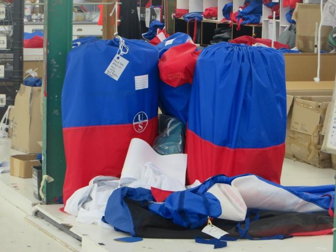 sail bags