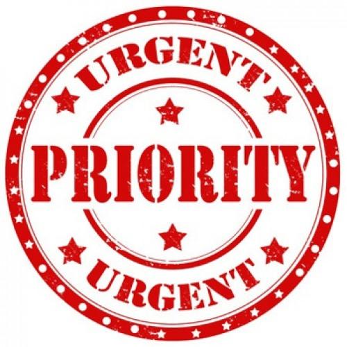 urgemt priority