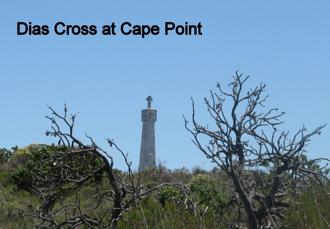 dias cross at cape point
