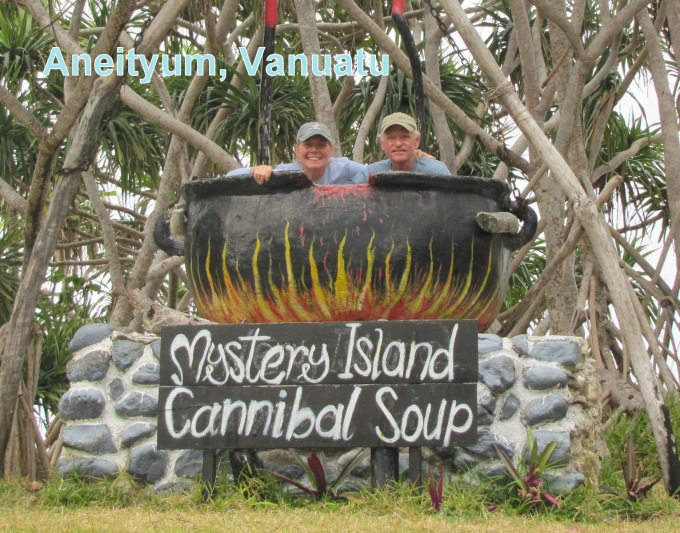 mystery island cannibal soup