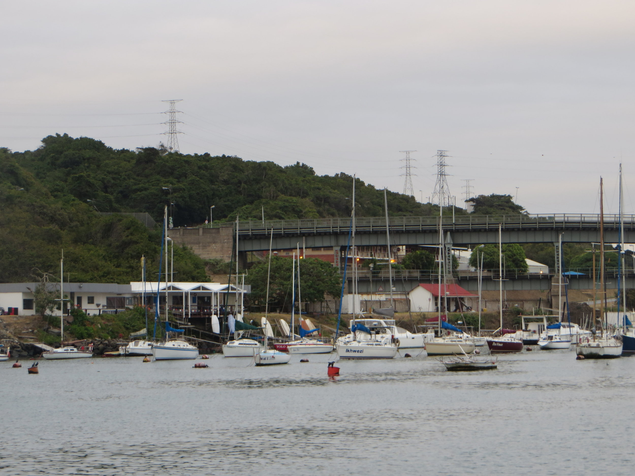 buffalo river yacht club
