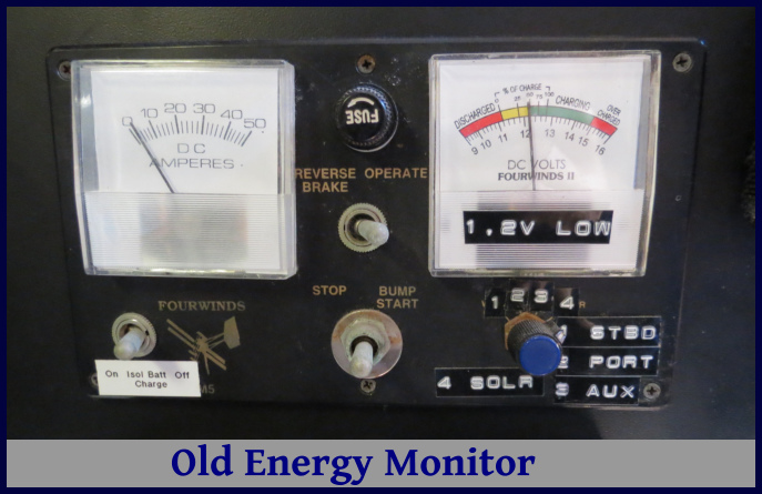 old alternative energy monitor