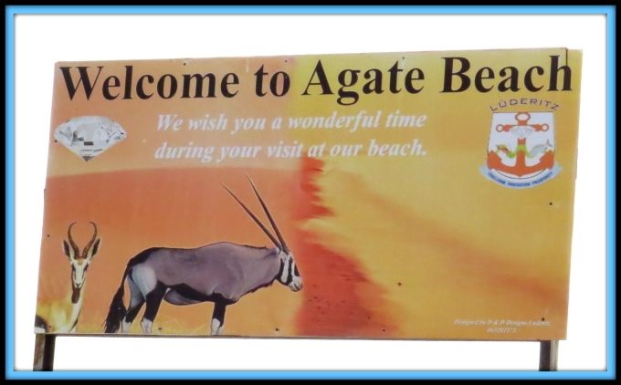 welcome to agate beach