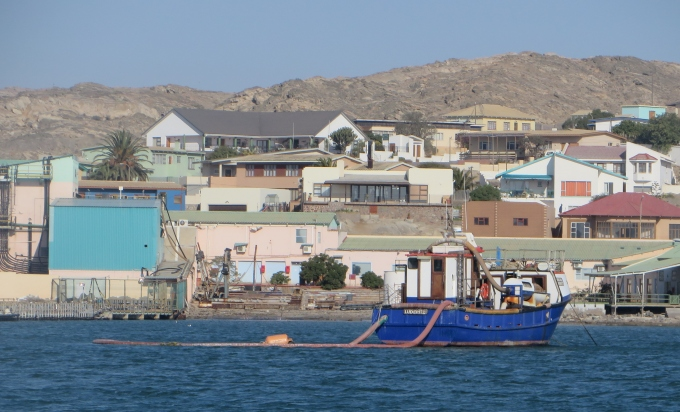 luderitz anchorage