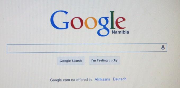 google namibia