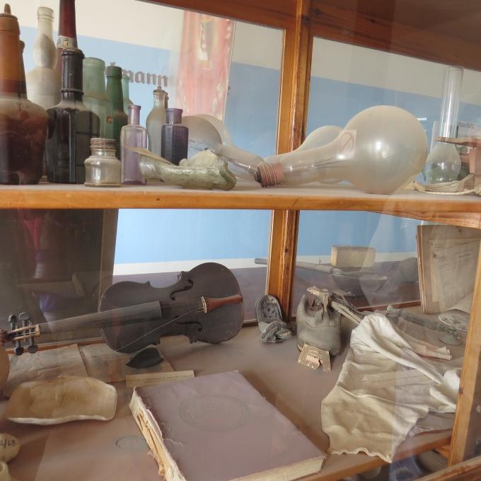 kolmanskop museum namibia