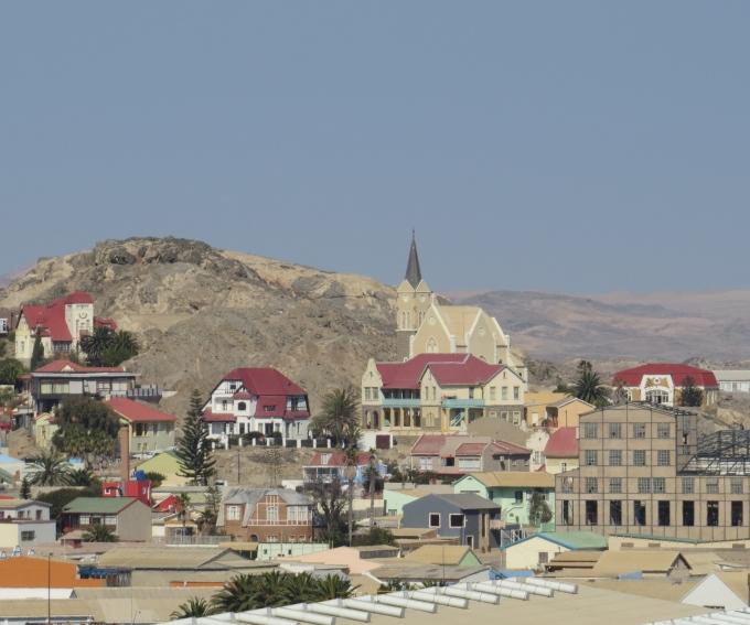 luderitz namibia