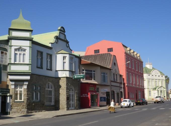 bismarck street