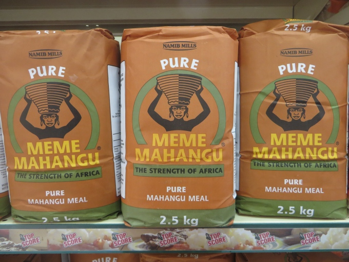 mahangu in namibia