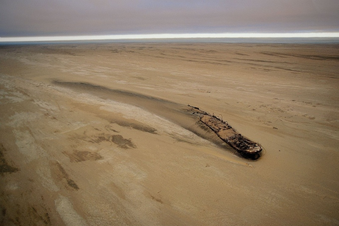 edward bohlen skeleton coast namibia