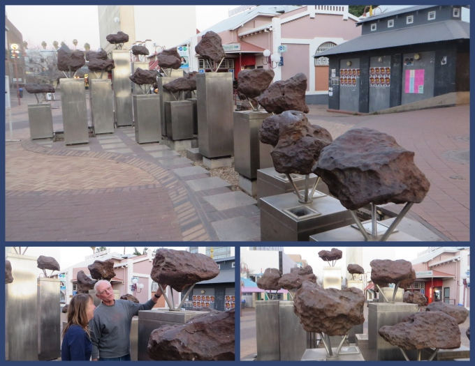 gibeon meteorites windhoek namibia