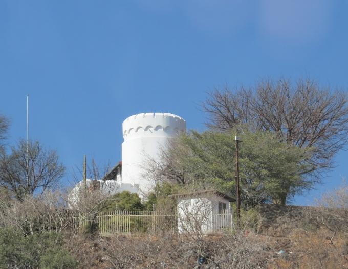 schwerinsburg castle in namibia