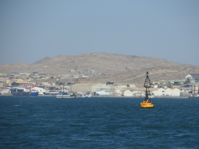 leaving luderitz