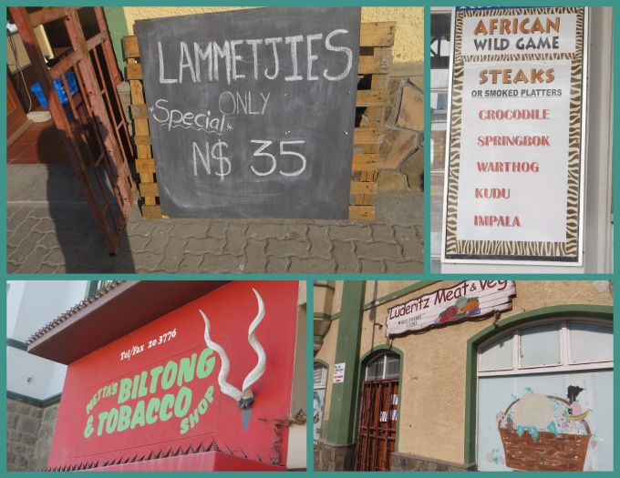 meats of namibia
