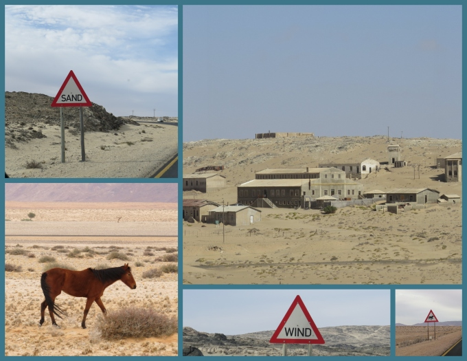 familiar territoy in namibia