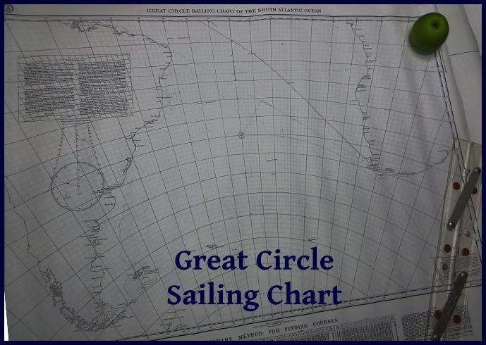 great circle chart
