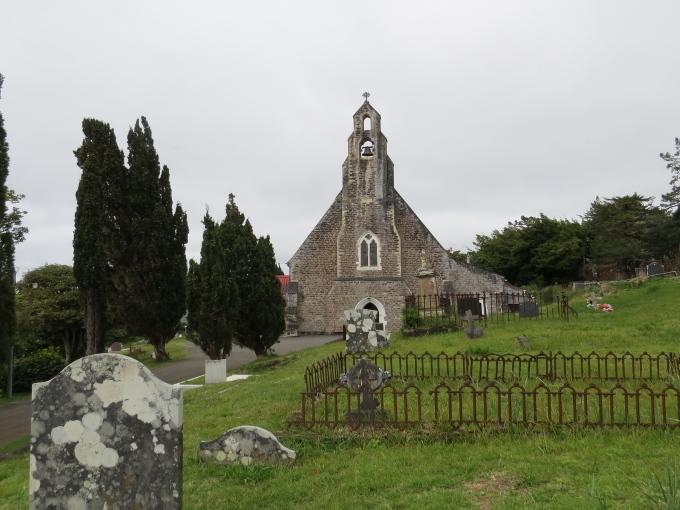 st. pauls church st. helena island