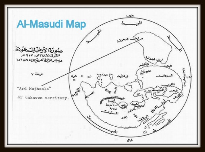al masudi map